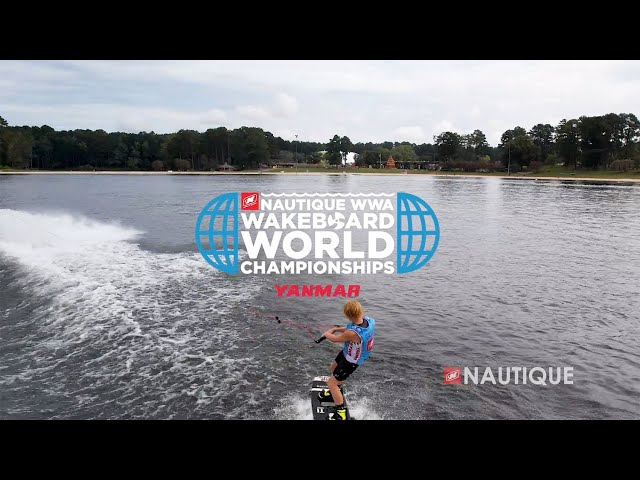 2021 Nautique WWA Wakeboard Worlds and Masters Wakesurf Championships