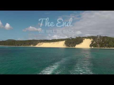 Our Moreton Island Adventure