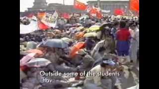 Cry Before Dawn-Tank Man Tianamen Square