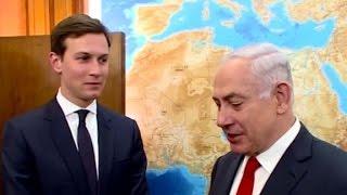 Kushner, Netanyahu meet before peace talks