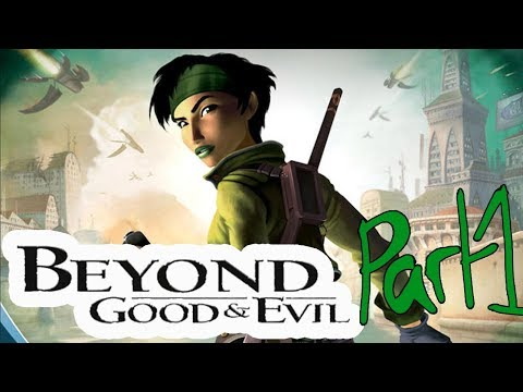 METEOR ATTACK | Beyond Good and Evil Ep 1