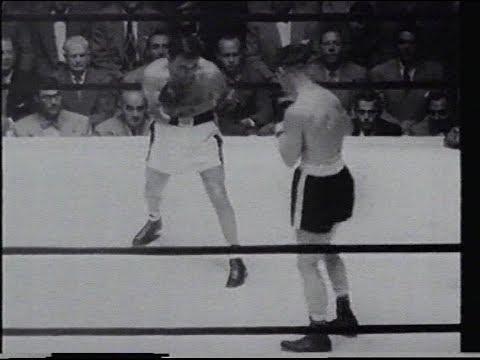 """Jake LaMotta """"The Raging Bull"""" - Six Epic Battles (1949 - 1954)"""