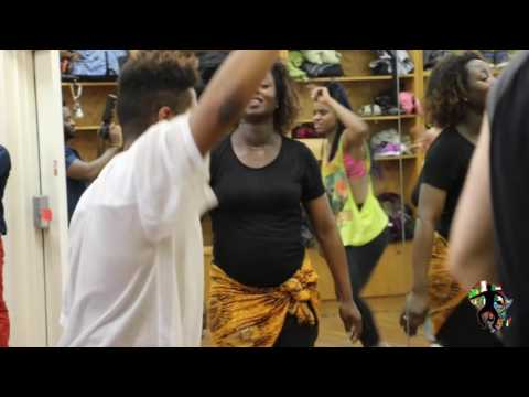 African Club Dances Afrobeat Video