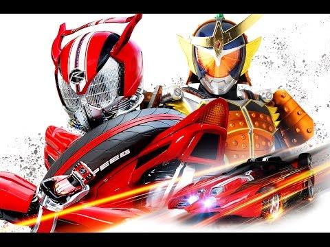 仮面ライダードライブ 映画 CM スチル画像。CM動画を再生できます。