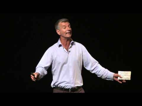 Make Billionaires History: Tony Hawks at TEDxChisinau: Postcards from the future