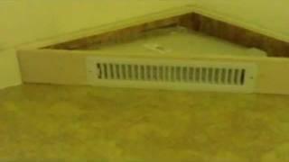 Ho Made Corner Cabinet