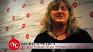 Kathleen Y'Barbo Talks about The Inconvenient Marriage of Charlotte Beck on Novel Crossings