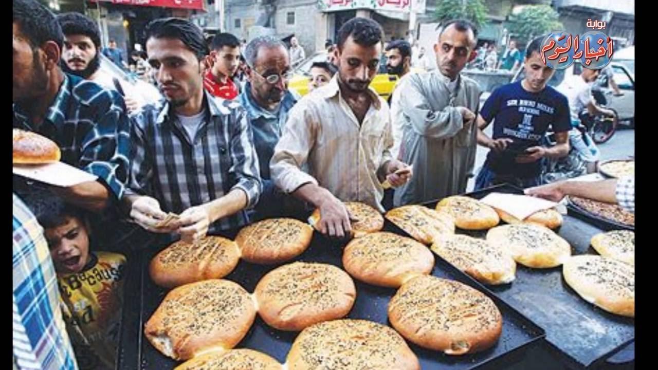 رغم الحرب الدائرة طقوس رمضان فى شوارع سوريا مستمرة Youtube