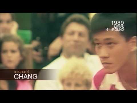 Roland Garros Moments - 1989 Michael Chang