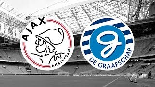 Ajax vs De Graafschap (8-0) All Goals, Highlights (16.12.2018 Eredivisie) - MatchDay 16