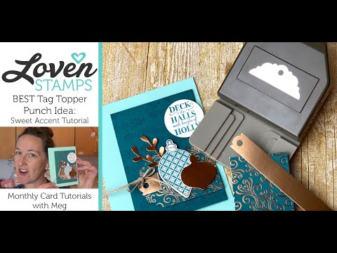 3 Tips For Amazing Tag Topper Punch Cards