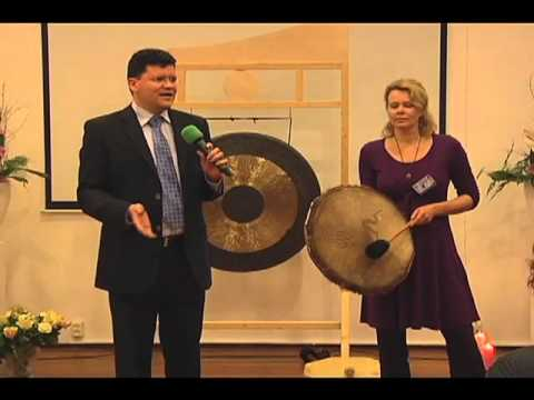 Dr. and Master Sha: Soul Song for Opening Spiritual Channels, Hoeven, Holland
