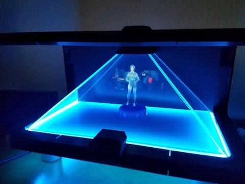 Holographic Cortana Appliance
