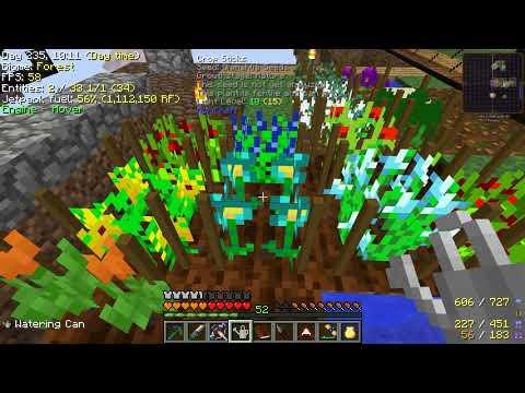 Minecraft - Project Ozone 2 #57: Erebus Hunting