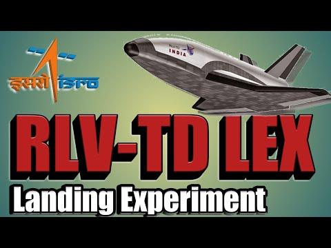 ISRO Plans Ground Landing test for RLV-TD Reusable Launch Vehicle
