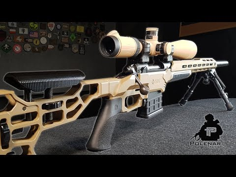 Sniper rifle upgrade | ESS chassis