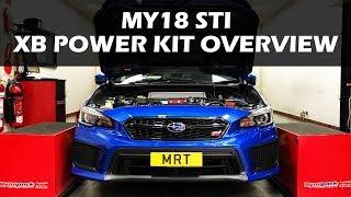 MY18 Subaru STi XB Power Kit with Factory Warranty Guarantee
