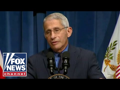Biden administration says Fauci's job is safe for now
