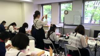 群馬にある、日本ネイリスト認定校 ネイルスクール・ストロベリーネイル...