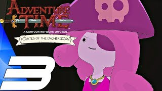 Adventure Time Pirates of the Enchiridion - Gameplay Walkthrough Part 3 - Evil Forest & Princess