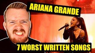 7 Worst Ariana Grande Songs