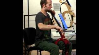 Aerials-System of a down-Cello cover by Bert Logar