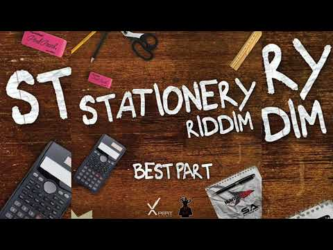 Shortpree - Best Part (Stationary Riddim) [Carriacou Soca 2018] HuttaFlow Productions