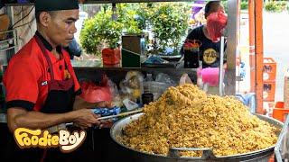 1 час исцеляющего видео - индонезийская уличная еда BEST TOP 13, часть 1
