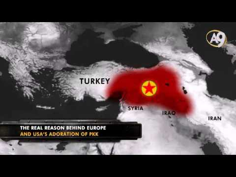 The PKK's aim is not democratic autonomy in the region, but an...