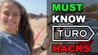 5 Money Saving Hacks EVERY Turo Host Should Know