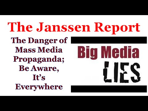 The News Is Manipulated Raising Awareness Of The