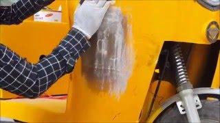 Fiberglass repair- How to easily repair fiberglass ?
