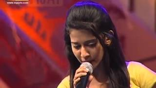 "Priyanka sings ""Bhoopalam Isaikkum"" in Super Singer Junior 4. Download Link in Description."