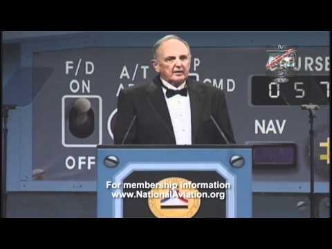 2010 National Aviation Hall of Fame - Noel Wien