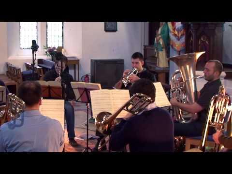 BRUCKNER: Os Justi - Brass Septet Music Vol. 1 (Septura, arr. Stephen Hicks) [Naxos 8.573314]