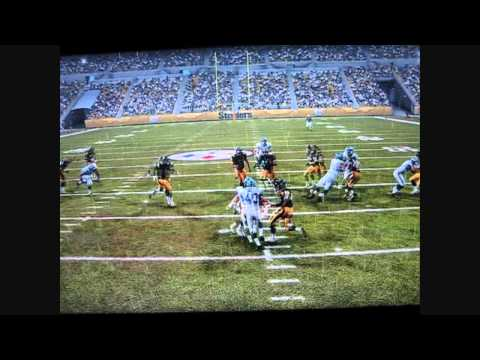 Neil Rackers - 2010 Madden Franchise Hitstick and Touchdown