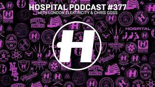 Hospital Records #Podcast 377 with London Elektricity & Chris Goss (National Album Day Special)
