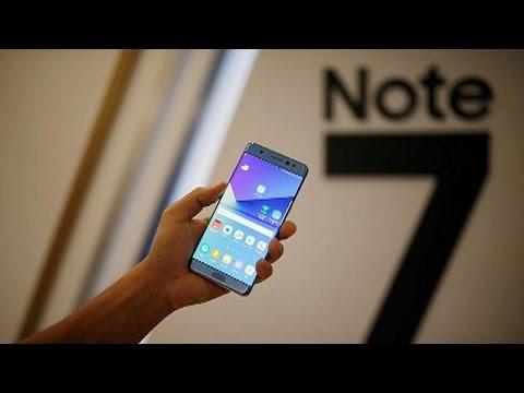 Samsung: Αντικατάσταση και μερική επιστροφή χρημάτων για το Galaxy Note 7 - economy