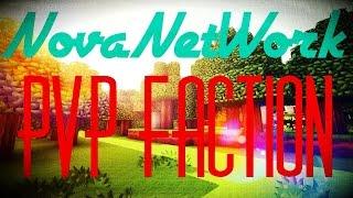 [PvP/Faction] 1.7 NovaNetwork ouverture Mercredi 14h !