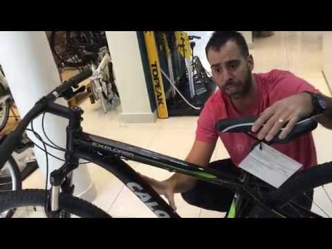 Bicicleta Caloi Explorer 2016 Aro 29 Disco 21v