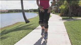Rollerblading : How to Stop When Rollerblading