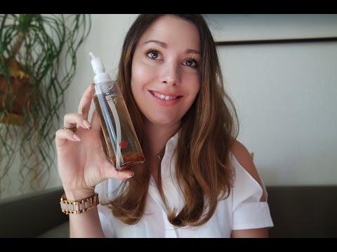 (VIDEO) Revue K-Beauty - L'huile démaquillante à la rose RE:CIPE