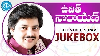 Udit Narayan Superhit Telugu Video Songs - Jukebox