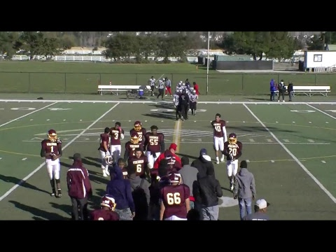 14u South Stockton Vikings vs South Sacramento Raiders 2nd Half
