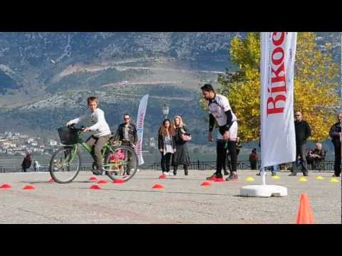 No limits cycling by George Himonetos 04-11-2012 Giannena video 4