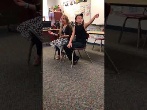 Metamora grade school speech -5th grade