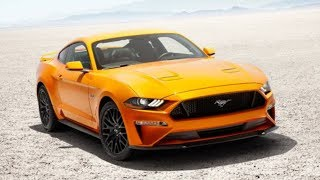 Ford Mustang 2018 Car Review