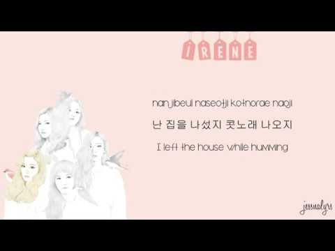 Red Velvet (레드벨벳) - Ice Cream Cake (Lyrics + Eng Subs + Hangul + Color Coded)