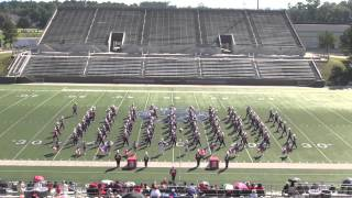 Atascocita HS Eagles UIL Area F Marching Competition