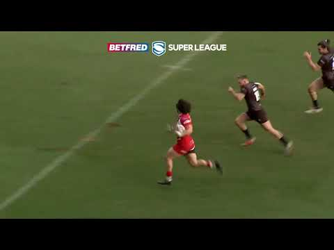 #OURLEAGUE Try of the Week - Round 2